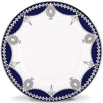$39.00 Marchesa Empire Indigo Salad/Dessert Plate